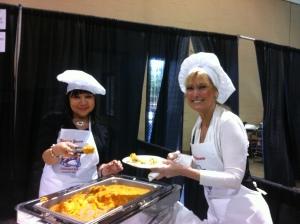 photo chef TASTING