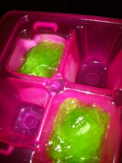 aloe ice tray