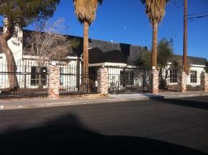 Liberace's Home Image