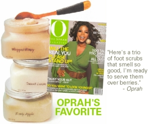 New Image Oprah and products