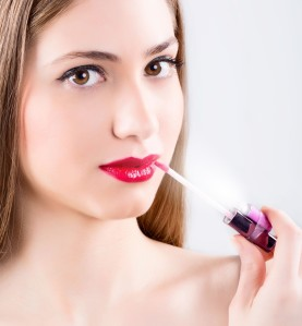 BeautyBeam Magenta LipGloss