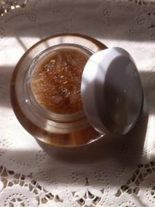 Brown Sugar Lip Scrub 10-2014