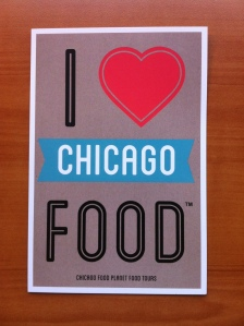 FOOD CHICAGO