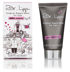 DR LIPP ORIGINAL NIPPLE BALM - Front  Shadow - High Res
