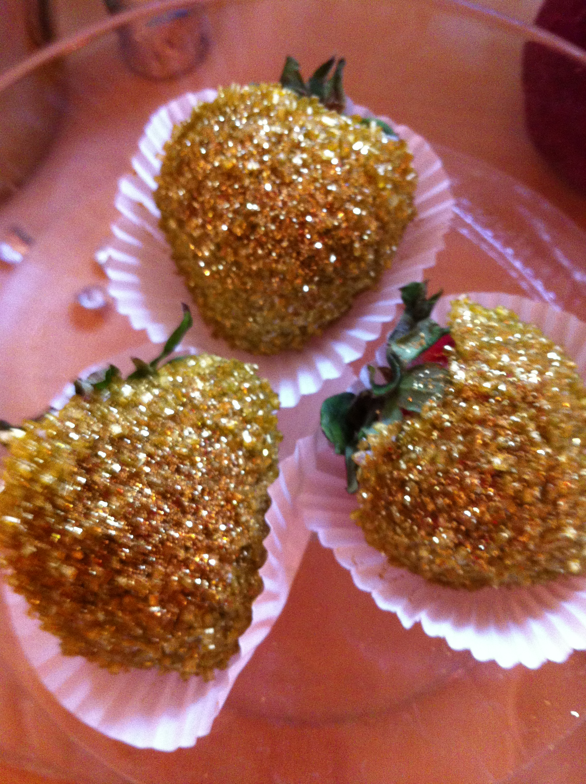Gilded Strawberries.JPG