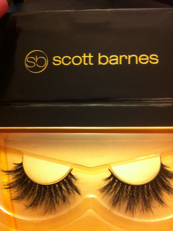 SCOTT BARNES LASHES