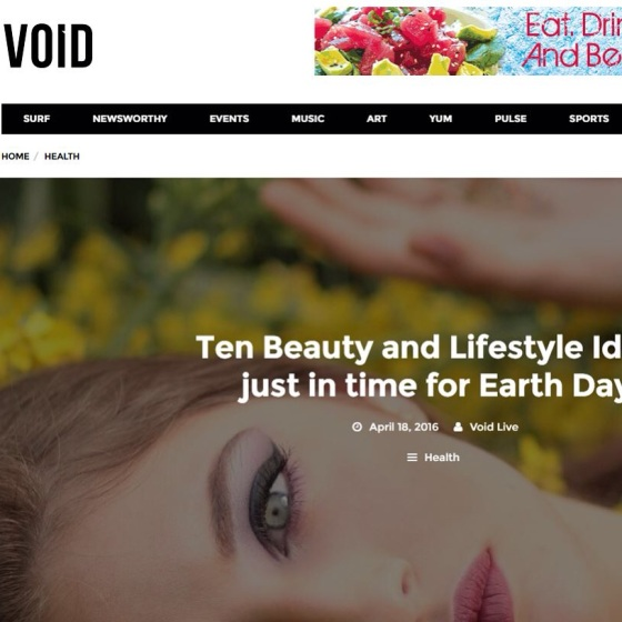 photo earth day VOID magazine