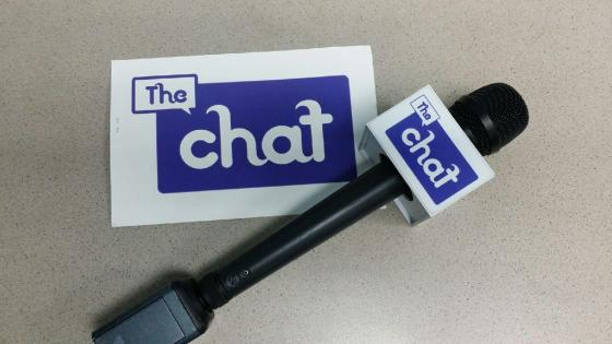 The Chat mic