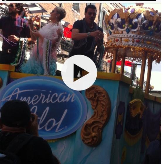 Nola American Idol photo