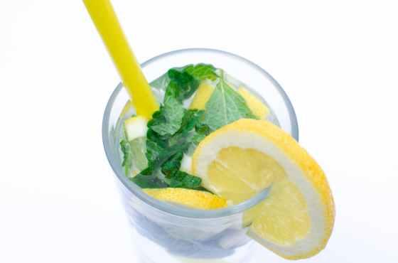 background beverage citrus close up